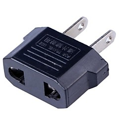 abordables Adaptadores AC y Cables de Alimentación-EU / AU / UK Enchufe a EE.UU. Plug AC Plug Power Adapter (2,5 ~ 250V)