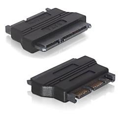 """お買い得  ケーブル、アダプター-2.5ハードディスクドライブのSSD用マイクロSATA 16ピンオス3.3VアダプタコンバータIN」のSATA 22ピン(メス)1.8を """""""