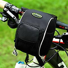 Χαμηλού Κόστους Τσάντες Ποδηλάτου-FJQXZ Τσάντα για τιμόνι ποδηλάτου Αδιάβροχη, Γρήγορο Στέγνωμα, Φοριέται Τσάντα ποδηλάτου Νάιλον / 600D πολυεστέρα Τσάντα ποδηλάτου Τσάντα ποδηλασίας Ποδηλασία / Ποδήλατο