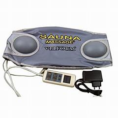 Has / Derék Electromotion Rezgés / Kneading Shiatsu / Tekercselt Segít a fogyásban / Stimulálja a vérkeringést Állítható sebesség