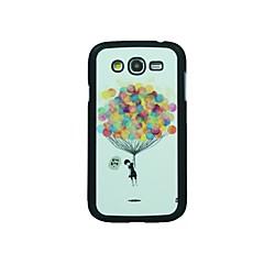 お買い得  Samsung その他の機種用ケース/カバー-のために Samsung Galaxy ケース パターン ケース バックカバー ケース バルーン PC Samsung Grand