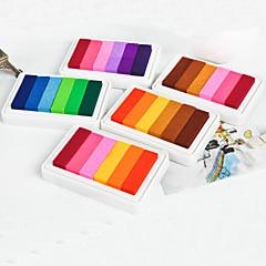 Multifunktion Plast Frimärken & Lim Plast