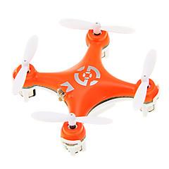 abordables Rc Toys-RC Dron Cheerson CX-10 RTF 4 Canales 6 Ejes 2.4G Quadccótero de radiocontrol  Vuelo Invertido De 360 Grados / Al Revés Vuelo / / Flotar