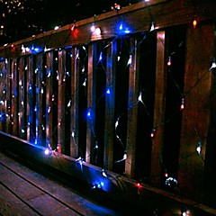 cheap LED Novelty Lights-100 LED Net Light 2m X 1.5m Solar Light Holiday Party Lamp