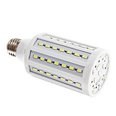 18W E14 B22 E26/E27 LED a pannocchia T 84 leds SMD 5730 Bianco caldo Luce fredda 1200lm 6000-7000K AC 220-240V