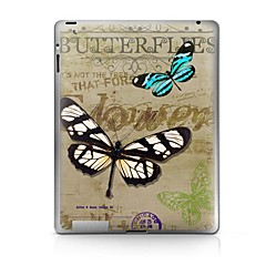 Butterfly Pattern Protective Sticker for iPad 1/2/3/4  iPad Skin Stickers