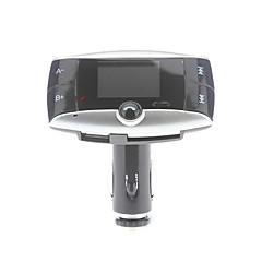 """Недорогие Bluetooth гарнитуры для авто-1.5 """"Bluetooth автомобильный комплект громкой связи MP3 плеер FM передатчик USB SD MMC с пультом дистанционного управления"""