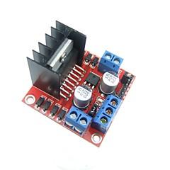 L298N Dual H Bridge Stepper Motor Driver Controller Board Module voor Arduino UNO MEGA R3 Mega2560 Duemilanove Nano Robot