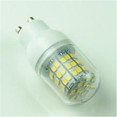 3W G9 GU10 Bombillas LED de Mazorca T 60 leds SMD 2835 350-400lm Blanco Cálido Blanco Fresco Decorativa AC 100-240