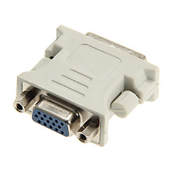 abordables DVI-dvi 24 +5 macho a hembra adaptador vga dongle