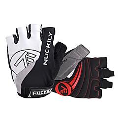 Nuckily Γάντια για Δραστηριότητες/ Αθλήματα Γάντια Γάντια ποδηλασίας Αντανακλαστικό Φοριέται Αναπνέει Ανθεκτικό στη φθορά Αντικραδασμική