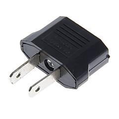 nos soquete para au plugue ac plugue adaptador de alimentação + au soquete para nós a ficha adaptador de energia AC (2 peças)
