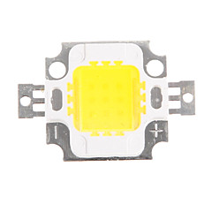 abordables LEDs-10W 800-900LM del poder más elevado integrado 4500K Blanco natural viruta del LED (9-12V)