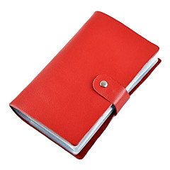 Fashion Man /Wonman 's Card & ID Holders Case Large Capacity Long Business Card Holders 90 Cards