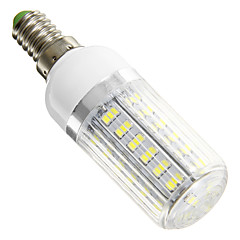 abordables Ampoules LED-420 lm E14 Ampoules Maïs LED 42 diodes électroluminescentes SMD 5730 Blanc Froid AC 220-240V