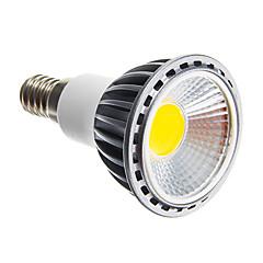 billiga LED-glödlampor-6W 250-300 lm E14 E26/E27 LED-spotlights lysdioder COB Bimbar Varmvit Kallvit AC 220-240V