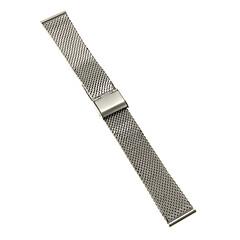 お買い得  腕時計ベルト-腕時計バンド ステンレス鋼 腕時計用アクセサリー 0.047 高品質