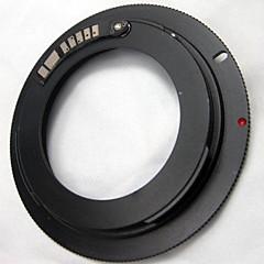 af לאשר עדשת 42mm M42 למצלמה EOS 400D 450D 500D ל550D 40D 50D 60D 7d 5d