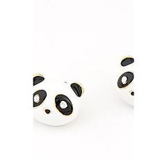 abordables Bijoux pour Femme-Boucles d'Oreille - Panda, Animal Personnalisé, Classique, Mode Pour Soirée