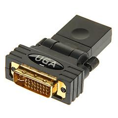 お買い得  ケーブル、アダプター-+ 5男性のアダプタをdvi24するためのHDMIメス