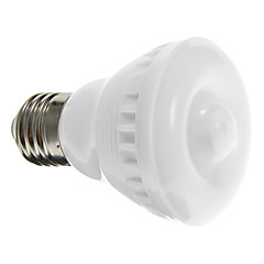cheap LED Bulbs-2W 90-120 lm E26/E27 LED Spotlight A60(A19) 12 leds SMD 5050 Sensor Warm White Cold White AC 220-240V