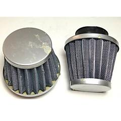 preiswerte Autozubehör-38mm stahl luftfilter für mikuni vm22 carb kihin pz26 carb molkt 26mm pit bike atv