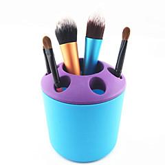 Make-up opbergsysteem Make-updoos / Make-up opbergsysteem Patchwork  10.6x9.6x9.6