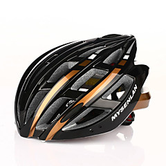 voordelige Helmen-Mysenlan Fietshelm CE Wielrennen 24 Luchtopeningen Gaas Bergracen Wegwielrennen Wielrennen Wintersporten