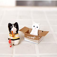 små karton dyr legetøj scrapbooking selvklæbende noter (tilfældig farve)