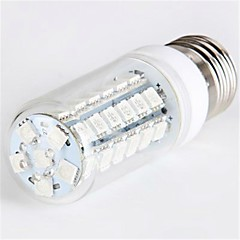 ywxlight® e26 / e27 lumières de maïs led 48 leds smd 5050 540lm rouge ac 220-240