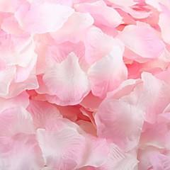 꽃잎이 100 꽃잎의 장미 설정 테이블 장식 (모듬 된 색상)