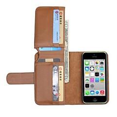 Недорогие Кейсы для iPhone 5с-Кейс для Назначение iPhone 5c / iPhone X iPhone X / iPhone 8 / iPhone 8 Plus Чехол Твердый Кожа PU для iPhone 8 Pluss / iPhone 8