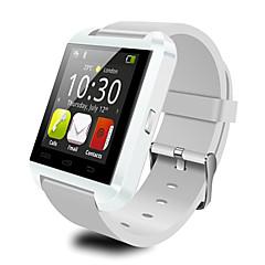 mannen U8 slimme horloge bluetooth v3.0 handsfree belfunctie