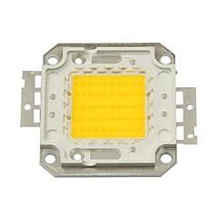 50 w 4500lm 3000k ciepły biały led chip (30-35 v) wysokiej jakości oświetlenie akcesoriów