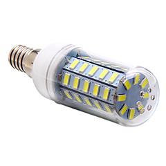 preiswerte LED-Birnen-3.5W 250-300lm E14 LED Mais-Birnen T 48 LED-Perlen SMD 5730 Natürliches Weiß 220-240V