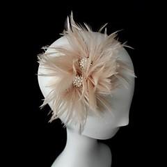 Γυναικείο Δερμάτινα Headpiece-Γάμος Ειδική Περίσταση Διακοσμητικά Κεφαλής