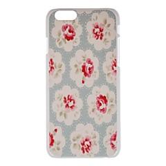 ясно цветок трудно шт крышка для Apple iPhone 6 Plus