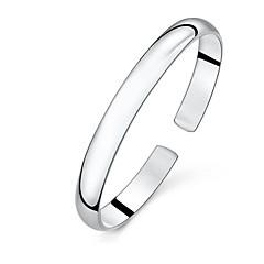 Dames Cuff armbanden Basisontwerp Modieus Heelal Kostuum juwelen Sterling zilver Sieraden Sieraden Voor Dagelijks Causaal