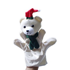 Pacynka na palec Zabawki Niedźwiedź Nowość Dla chłopców Dla dziewczynek Sztuk