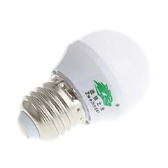 お買い得  LED 電球-3W 280-300 lm E26/E27 LEDボール型電球 G45 8 LEDの SMD 2835 装飾用 温白色 AC 220-240V