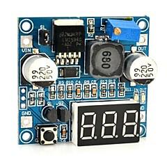 """abordables Fuentes de Alimentación-dc LM2596 para el módulo del dólar dc w / 3 dígitos 0.45 tubo """"pantalla digital"""