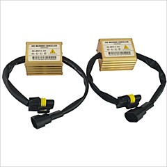 Universal HID Xenon CAN-bus Warning Canceller Decoder Resistor -2PCS