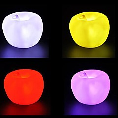 preiswerte Ausgefallene LED-Beleuchtung-1pc LED-Nachtlicht Batterie Dekorativ