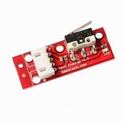 お買い得  アクセサリー-3Dプリンタスイッチランプ1.4用の機械式エンドストップスイッチモジュールv1.2の機械式リミットスイッチをgetech