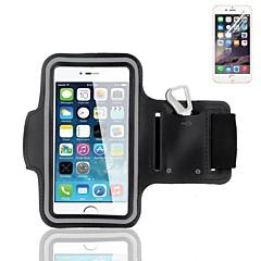 Спорт повязки случае с экрана протектор для iphone 6с 6 плюс