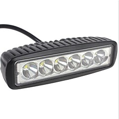 18W Mini LED suv arbejdslygte spot light