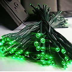 preiswerte LED Lichtstreifen-COSMOSLIGHT 1pc Solarbetrieben Dekorativ # Künstlerisch Natur inspirierter Stil Modern/Zeitgenössisch