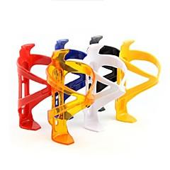 Bike Water Bottle ketrecek Kerékpár / Mountain bike / Treking bicikli / Örökhajtós kerékpár / Szórakoztató biciklizésFekete / Piros / Kék