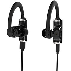 cheap Headphones (Ear Hook)-S530 In Ear Wireless Headphones Plastic Sport & Fitness Earphone with Microphone Headset