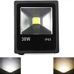 LEDフラッドライト 1 LEDの ハイパワーLED 2400lm 温白色 クールホワイト AC 85-265